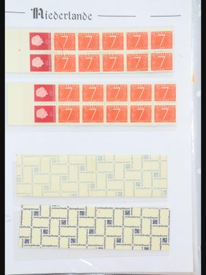 Stamp collection 31311 Netherlands stamp booklets 1964-1994.