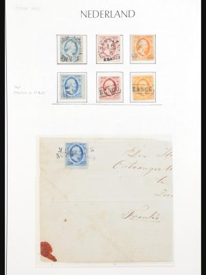 Stamp collection 31320 Netherlands 1852-1959.