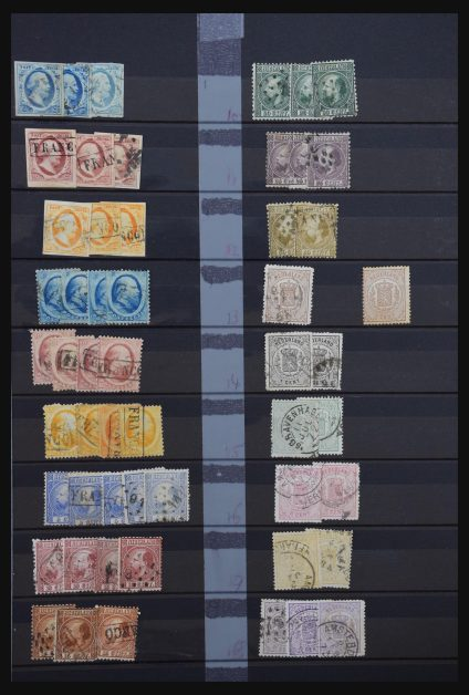 Stamp collection 31328 Netherlands 1852-1971.