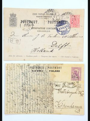 Stamp collection 31363 Finland covers 1874-1974.
