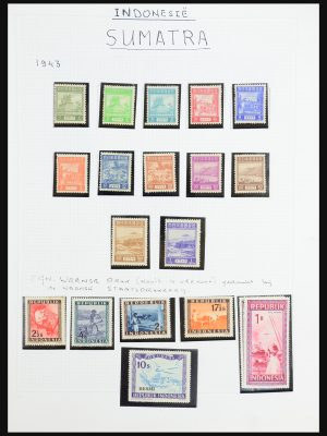 Stamp collection 31375 Indonesia 1948-1997.
