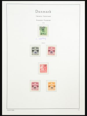 Stamp collection 31408 Faroe Islands 1919(!)-2005.