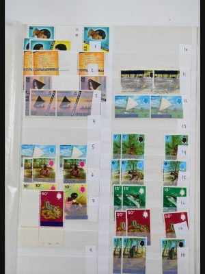 Stamp collection 31441 Tuvalu 1976-2004.