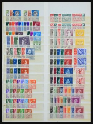 Stamp collection 31458 Netherlands 1940-1976.