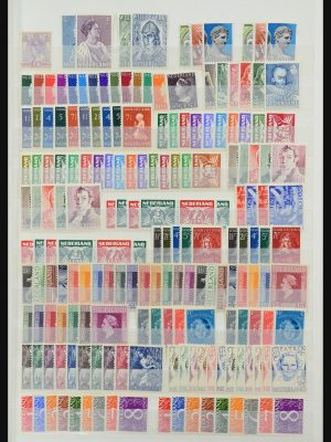 Stamp collection 31459 Netherlands 1936-2001.