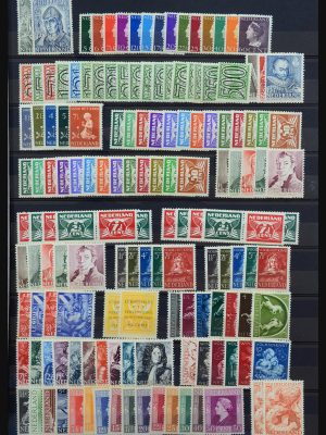 Stamp collection 31461 Netherlands 1939-2001.