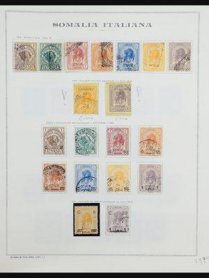 Stamp collection 31491 Italian Somalia 1903-1959.