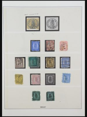 Stamp collection 31506 Finland 1856-2002.