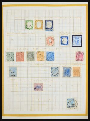 Stamp collection 31508 Italy and colonies 1862-1990.
