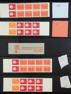 Stamp collection 31519 Netherlands stamp booklets 1964-1994.