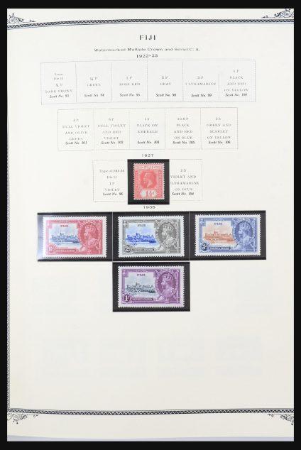 Stamp collection 31531 British territories 1926-1976.