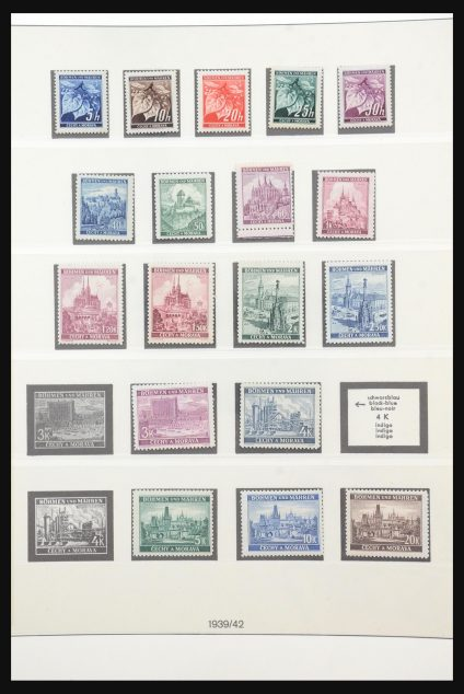 Stamp collection 31569 Germany 1945-1949.