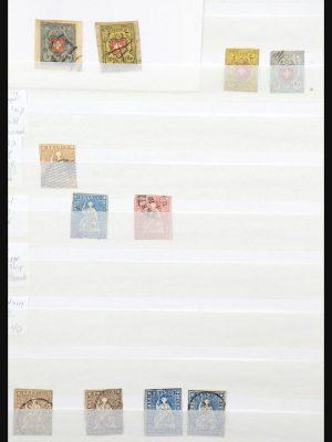Stamp collection 31570 Switzerland 1850-2002.