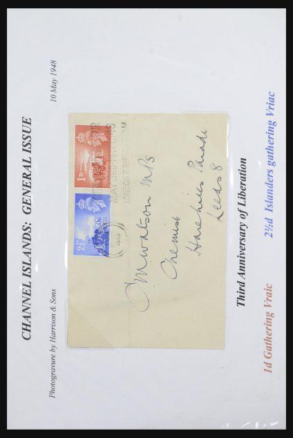 Stamp collection 31573 Great Britain regionals 1948-2010.