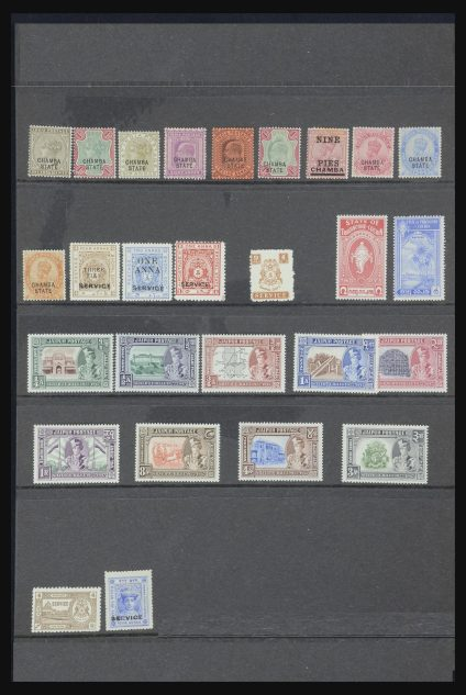 Stamp collection 31604 World sorting lot 1860-1980.