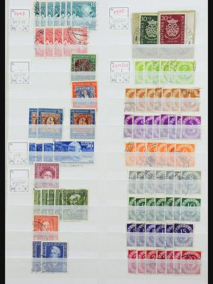 Stamp collection 31636 Bundespost 1949-2009.