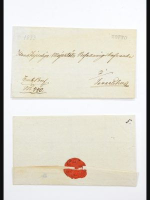 Stamp collection 31658 Finland covers 1833-1960.