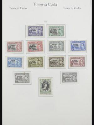 Stamp collection 31692 Tristan da Cunha 1952-2010!