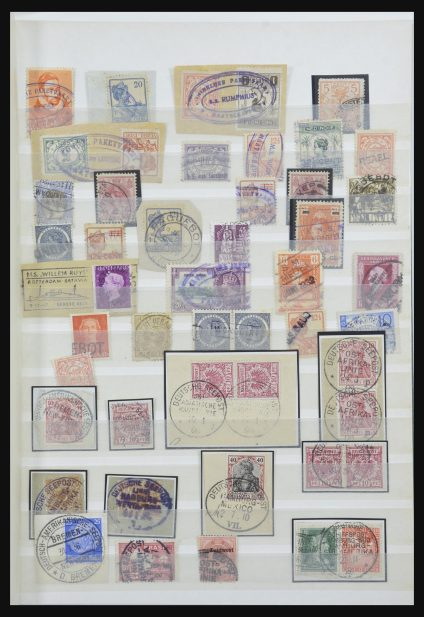 Stamp collection 31722 Thematic: Ship-cancels.
