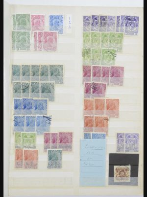 Stamp collection 31729 World 1912-2000.