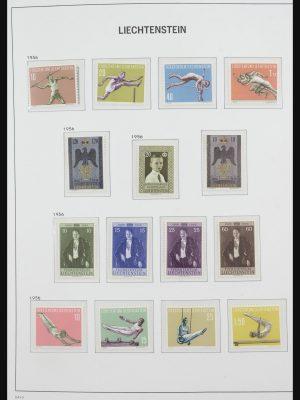 Stamp collection 31794 Liechtenstein 1956-2013.