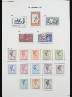 Stamp collection 31797 Luxembourg 1960-2019!