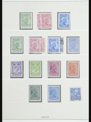 Stamp collection 31805 Liechtenstein 1912-2001.