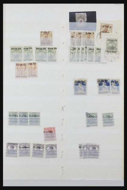 Stamp collection 31808 Poland 1860-2004.