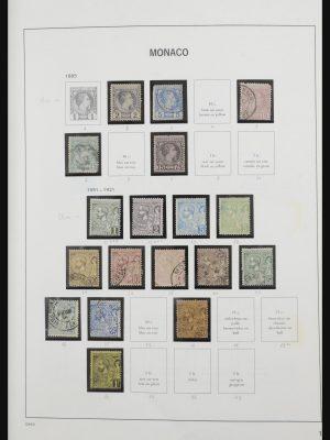 Stamp collection 31815 Monaco 1885-1980.