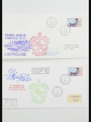 Stamp collection 31831 Thematics North and Southpole 1897-2000.