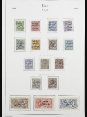 Stamp collection 31898 Ireland 1922-1992.