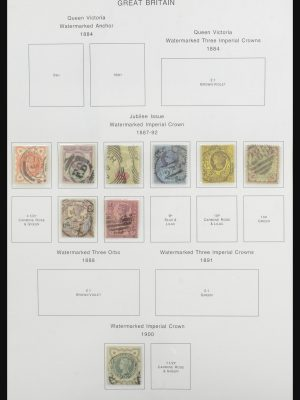 Stamp collection 31930 All world 1860-1970.