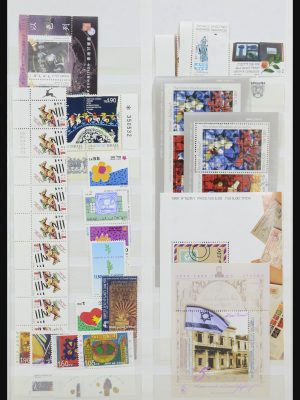 Stamp collection 31931 Israel 1988-2002.