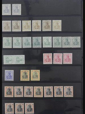 Stamp collection 31969 German Reich MNH.