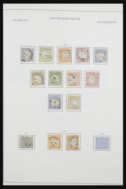 Stamp collection 31987 German Reich 1872-1945.