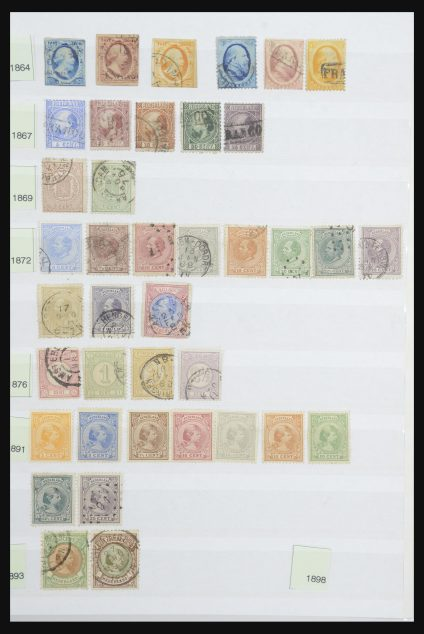 Stamp collection 31990 Netherlands 1852-1978.