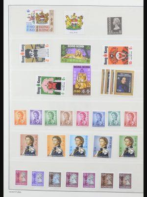 Stamp collection 31994 Hong Kong 1974-2003.