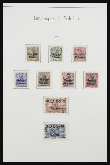 Stamp collection 31995 Germany 1914-1920.