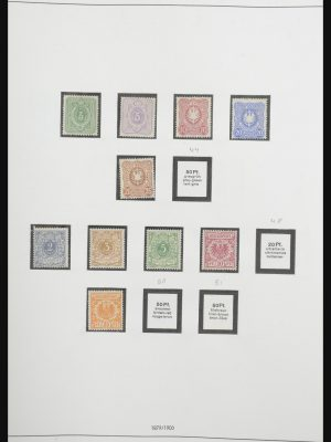 Stamp collection 32005 German Reich 1872-1945.