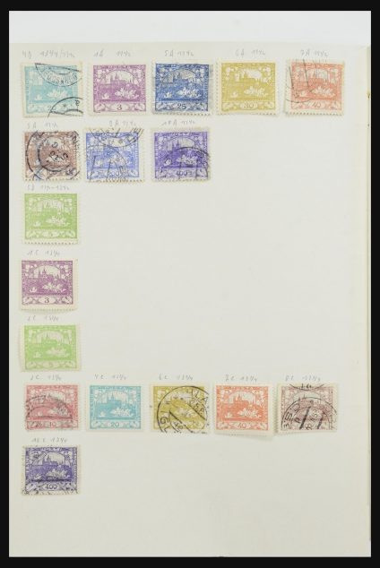 Stamp collection 32024 Czechoslovakia 1918-1962.