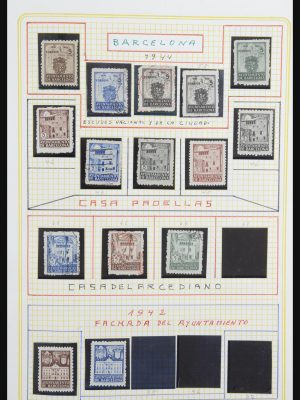 Stamp collection 32053 Spanish colonies and territories 1874-1974.