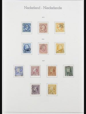 Stamp collection 32055 Netherlands 1852-2015.