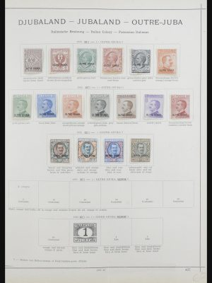 Stamp collection 32094 Italian colonies 1893-1941.
