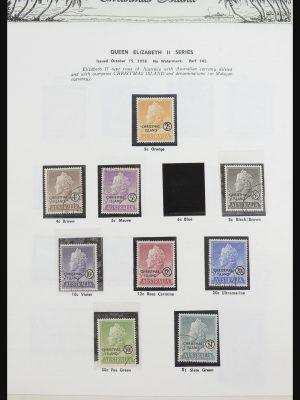 Stamp collection 32106 Christmas Island 1958-2014!