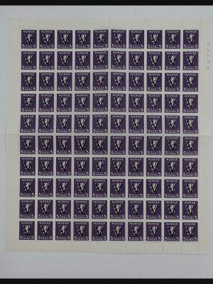 Stamp collection 13121 Norway 1941.