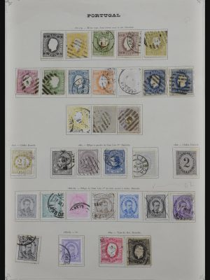 Stamp collection 32155 Portugal 1866-1985.