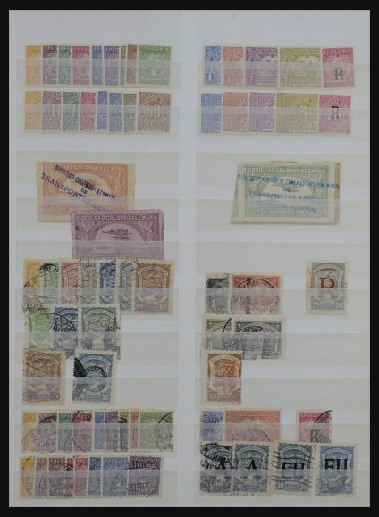 Stamp collection 32193 Colombia airmail 1920-1982.