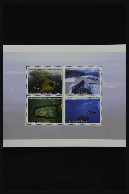 Stamp collection 32194 French Antarctics 1955-2018!